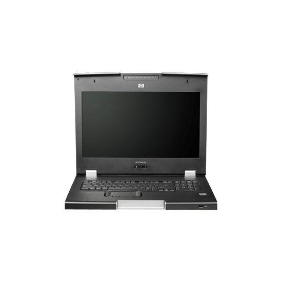 """HP TFT7600 G2 - KVM-konsol - 17.3"""""""