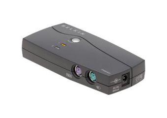 Belkin OmniView E Series 2 Port KVM Switch