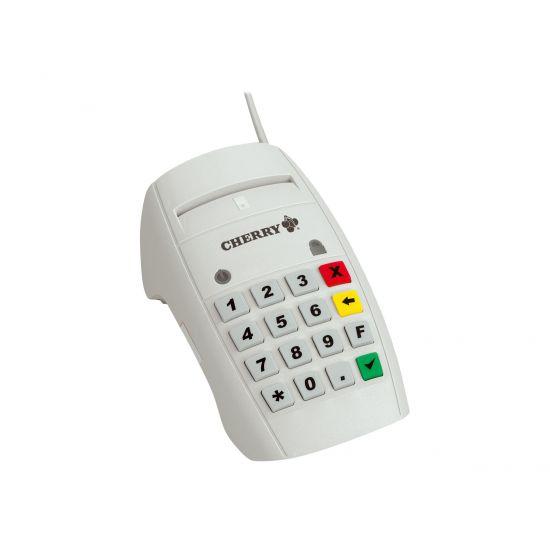 CHERRY SmartTerminal ST-2000U - SMART-kortlæser - USB