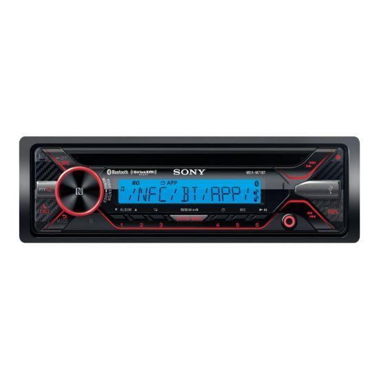 Sony MEX-M71BT - maritim - CD-modtager - in-dash enhed - Full-DIN