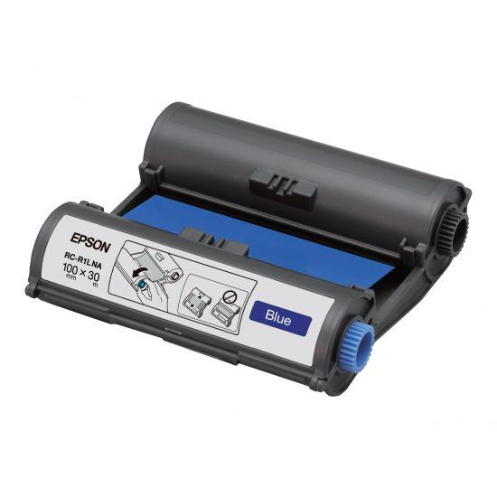 Epson RC-R1LNA - 1 - blå - print-bånd