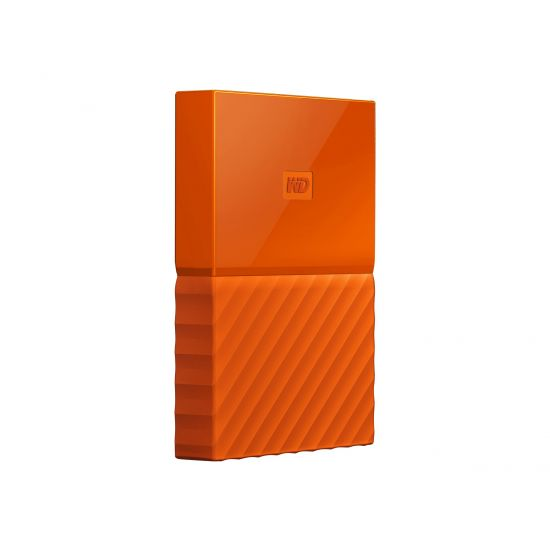 WD My Passport WDBYNN0010BOR &#45 1TB - USB 3.0