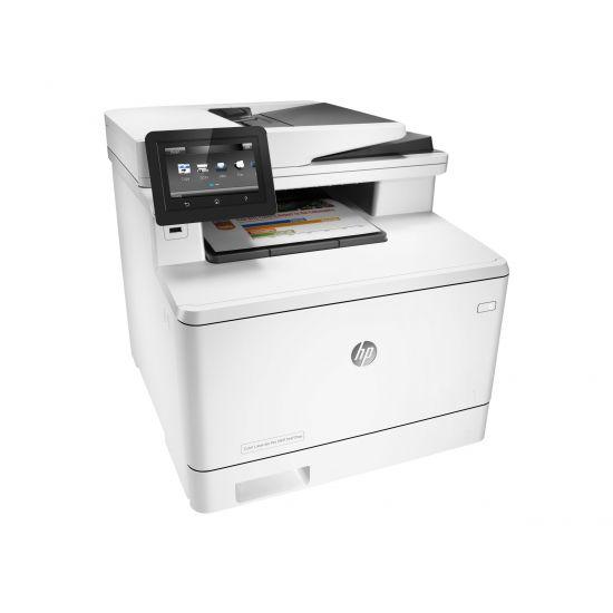 HP LaserJet Pro MFP M477fnw - multifunktionsprinter (farve)