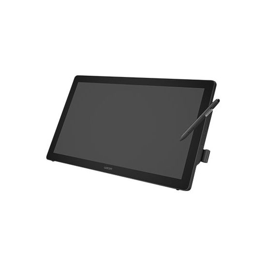 Wacom DTK-2451 - digitizer - USB - sort