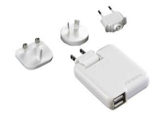 Antec Portable 2-Port USB Charger