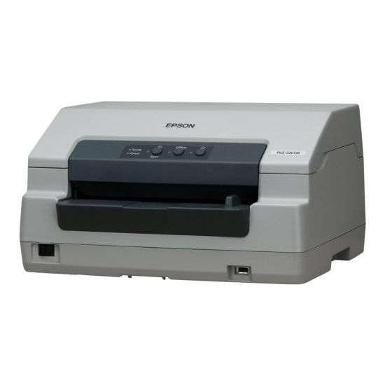 Epson PLQ 22CS - printer til bankbøger - monokrom - dot-matrix