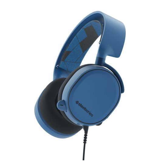 SteelSeries Arctis 3 Boreal Blue - headset