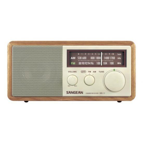 Sangean WR-11 - radio