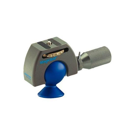 Novoflex MagicBall Universal - Hoved for stativ med ben