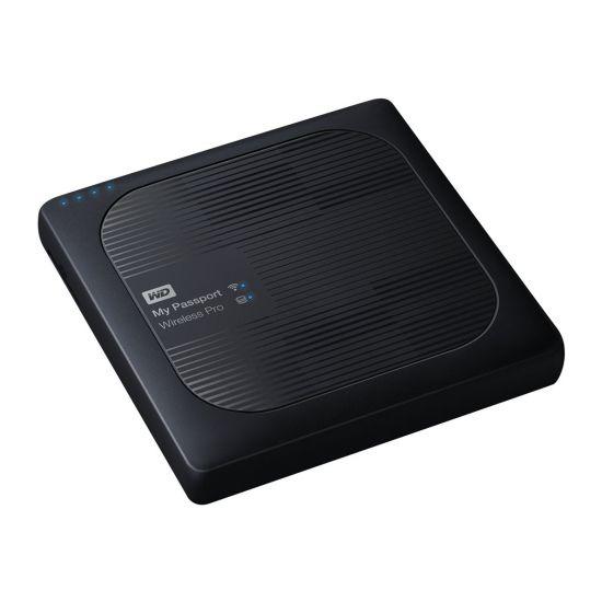 WD My Passport Wireless Pro WDBP2P0020BBK - netværksdrev - 2 TB