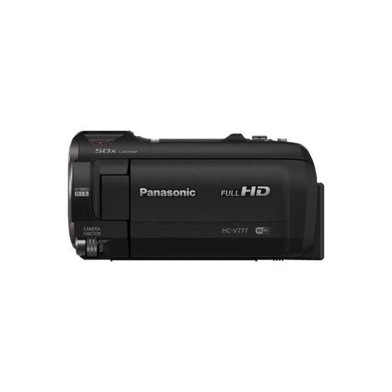 Panasonic HC-V777 - Videokamera - lagring: flashkort