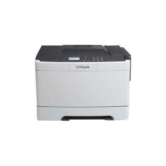 Lexmark CS410dn - farvelaserprinter