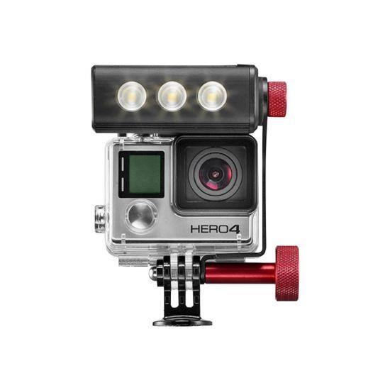 Manfrotto Off road ThrilLED Light & Bracket - kameralys