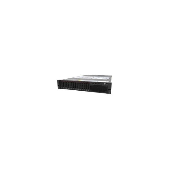 Lenovo ThinkSystem SR550 - rack-monterbar - Xeon Gold 5118 2.3 GHz - 16 GB