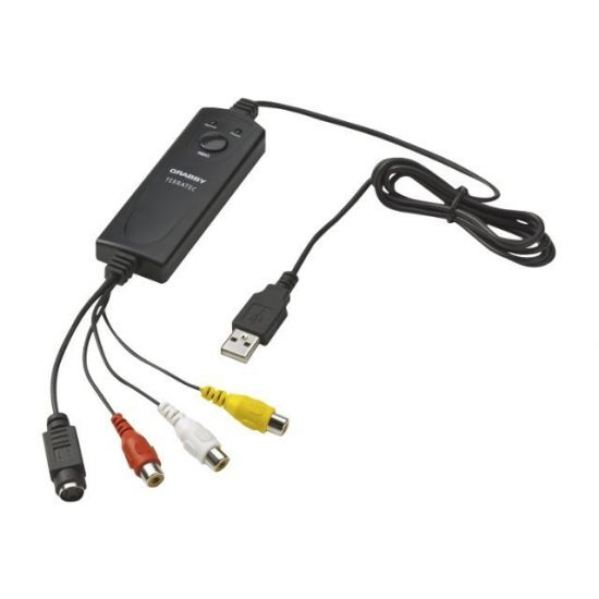 TERRATEC Grabby videooptagelsesadapter - USB 2.0