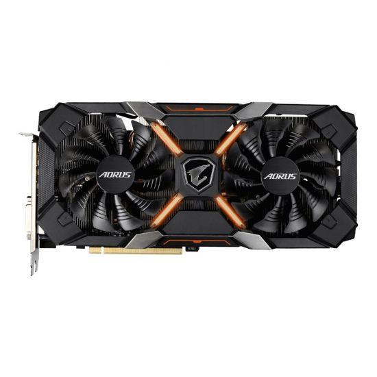 Gigabyte AORUS Radeon RX580 XTR 8G &#45 AMD Radeon RX580 &#45 8GB GDDR5 - PCI Express 3.0 x16