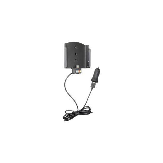 Brodit Active holder with USB-cable - bilholder/oplader