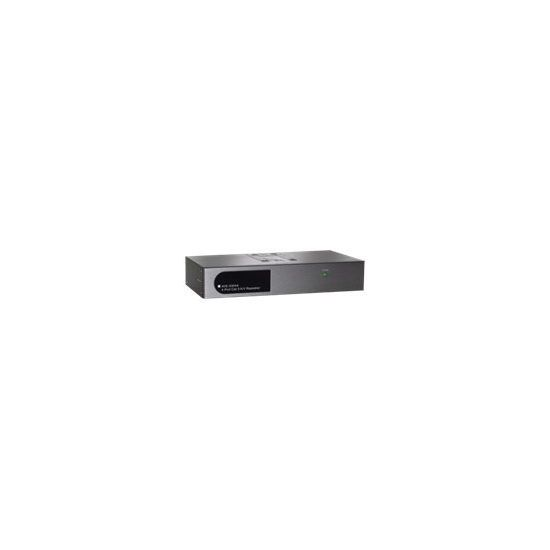 LevelOne AVE-9304A 4+1 ports LR Cat.5 A/V Repeater