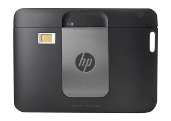 HP ElitePad Security Jacket with Smart Card Reader and Fingerprint Reader