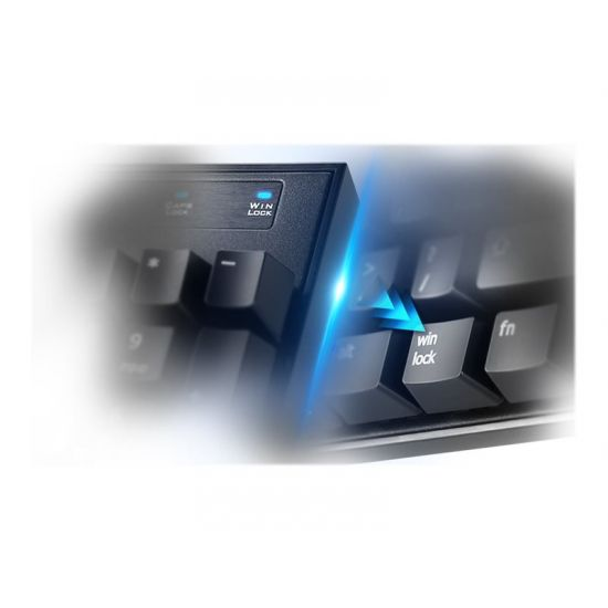 Gigabyte FORCE K83 Mechanical MX Red Keyboard