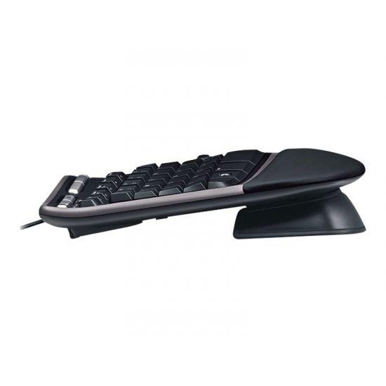 Microsoft Natural Ergonomic Keyboard 4000 - tastatur - Engelsk International