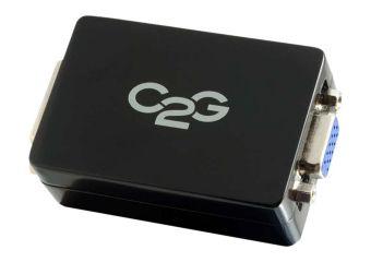 C2G Pro DVI-D to VGA Converter video transformer