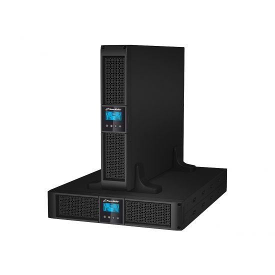 PowerWalker VI 1500RT LCD - UPS - 1.35 kW - 1500 VA