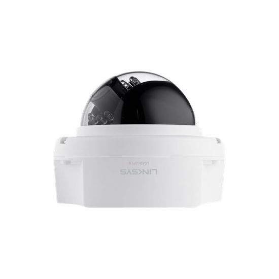 Linksys 1080p 3MP Indoor Night Vision Dome Camera - netværksovervågningskamera
