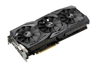 ASUS ROG STRIX-GTX1060-O6G-GAMING &#45 NVIDIA GTX1060 &#45 6GB GDDR5