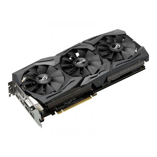 ASUS ROG STRIX-GTX1060-O6G-GAMING &#45 NVIDIA GTX1060 &#45 6GB GDDR5 - PCI Express 3.0 x16