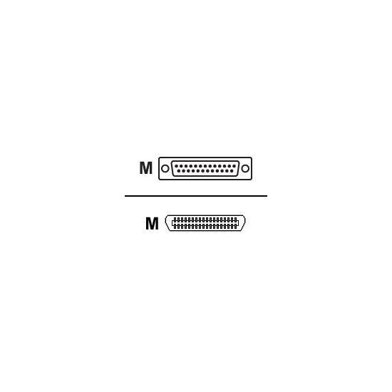 Lexmark parallelkabel - 3 m