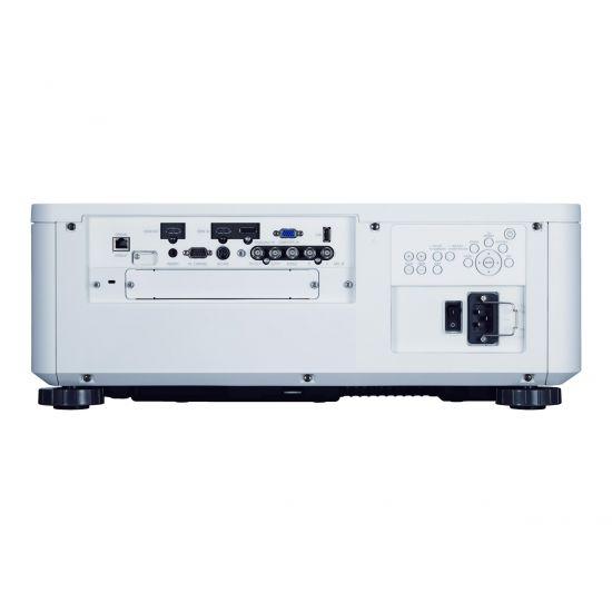 NEC PX803UL - DLP-projektor - 3D - LAN - med NP18ZL lens