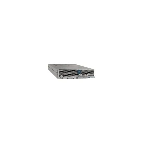 Cisco UCS Smart Play Bundle B230 Value - Xeon E7-2860 2.26 GHz - 128 GB - 0 GB