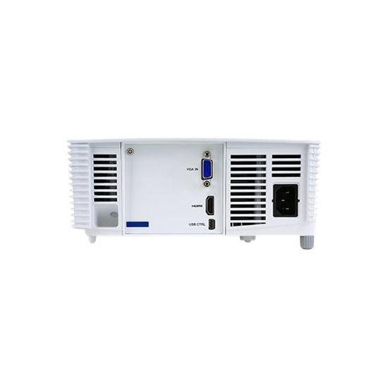 Acer X125H - DLP-projektor - bærbar - 3D