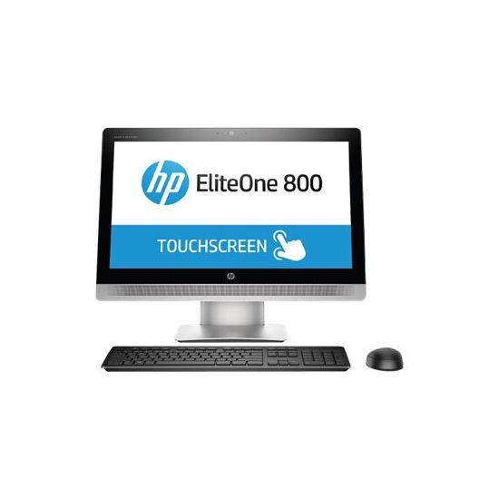 HP EliteOne 800 G2 - alt-i-én - Core i7 6700 3.4 GHz - 8 GB - 256 GB - LED 23""