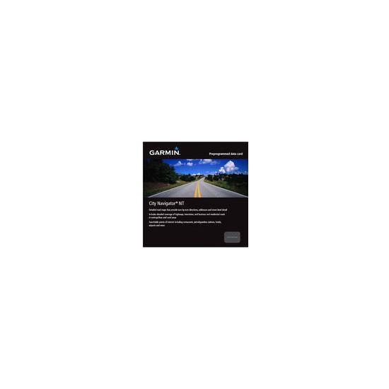 MapSource City Navigator NT Benelux & France