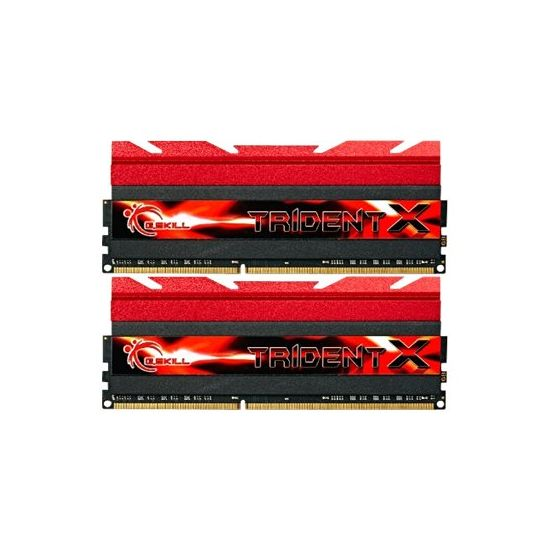G.Skill TridentX Series &#45 8GB: 2x4GB &#45 DDR3 &#45 2400MHz &#45 DIMM 240-pin - CL10
