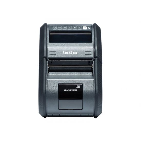 Brother RuggedJet RJ-3150 - etiketprinter - monokrom - direkt termisk