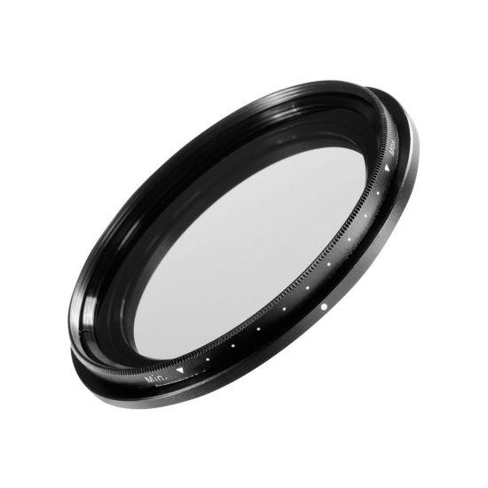 Walimex ND Fader - filter - variabel neutral densitet - 82 mm
