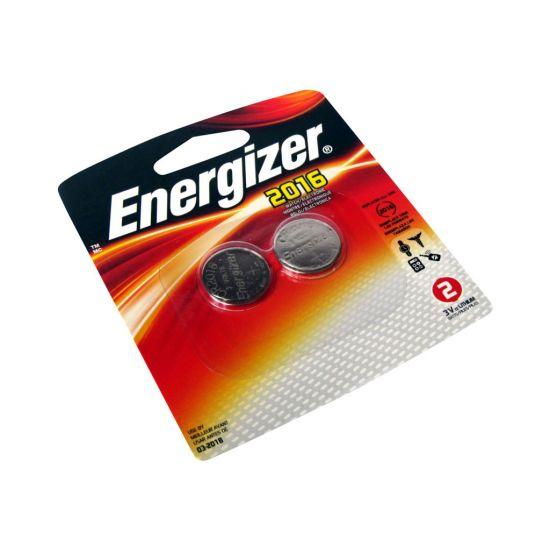 Energizer batteri - CR2016 - Li x 2