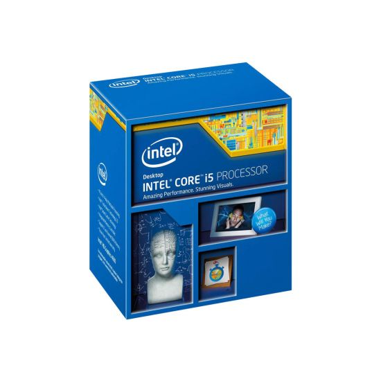 Intel Core i5 6600K / 3.5 GHz Skylake Processor - LGA1151