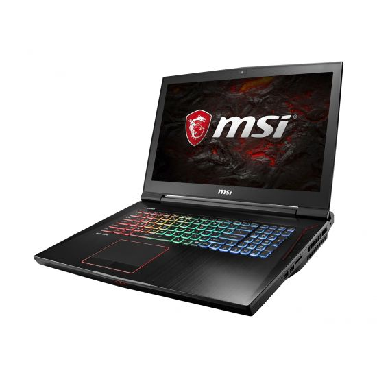 MSI GT73VR 7RE 405NE Titan - Intel Core i7 7820HK - 32 GB DDR4 - 2 x 128 GB PCI-e NVMe SSD + 1 TB HDD - NVIDIA GeForce GTX 1070 8GB GDDR5 - 17.3""