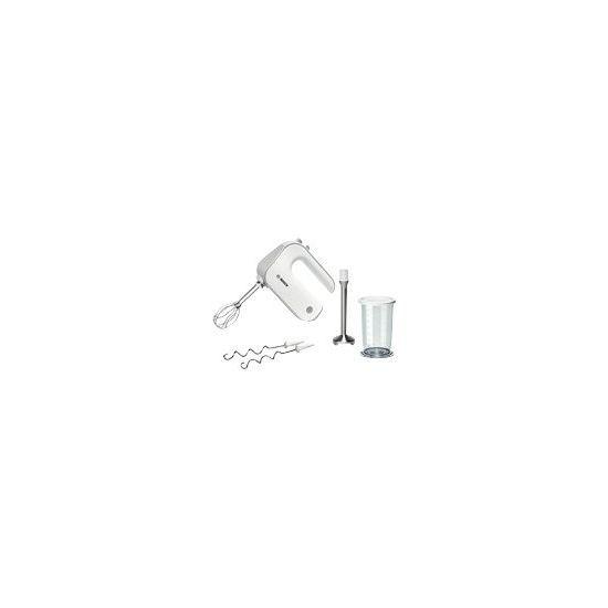 Bosch MFQ4070 - håndmixer - hvid/sølv