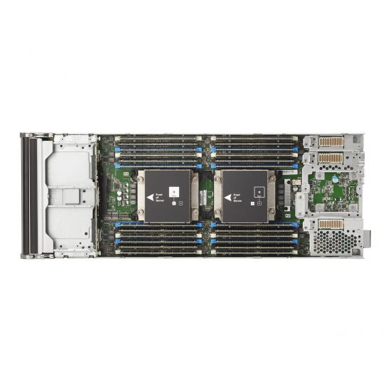 HPE Synergy 480 Gen9 Compute Module - indstikningsmodul - Xeon E5-2650V4 2.2 GHz - 64 GB - 0 GB