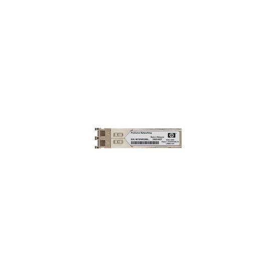 HPE X120 - SFP (mini-GBIC) transceiver modul - GigE