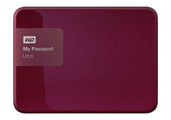 WD My Passport Ultra WDBGPU0010BBY &#45 1TB