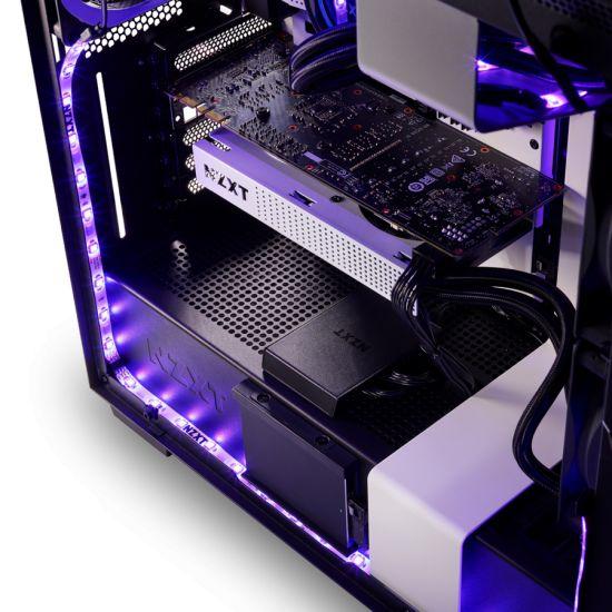 NZXT HUE 2 - lyskontrol til systemkabinet