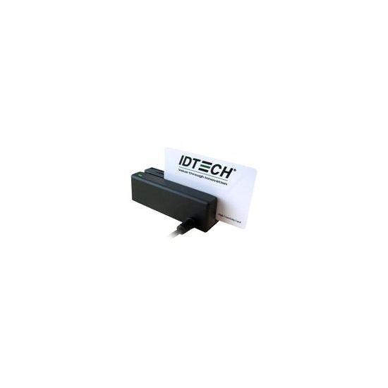 ID TECH MiniMag Intelligent Swipe Reader IDMB-3321 - magnetisk kortlæser - RS-232
