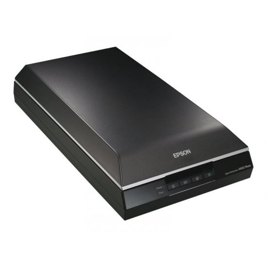 Epson Perfection V600 Photo - flatbed-scanner - desktopmodel - USB 2.0