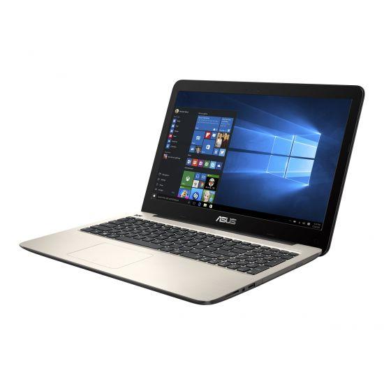 """ASUS VivoBook X556UR DM393T - Intel Core i7 7500U / 2.7 GHz - 8 GB DDR4 - 512 GB SSD - (2.5"""") SATA 6Gb/s - NVIDIA GeForce 930MX 2GB DDR3 - 15.6"""""""